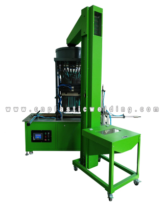 Automatic Detonator Filling Machine